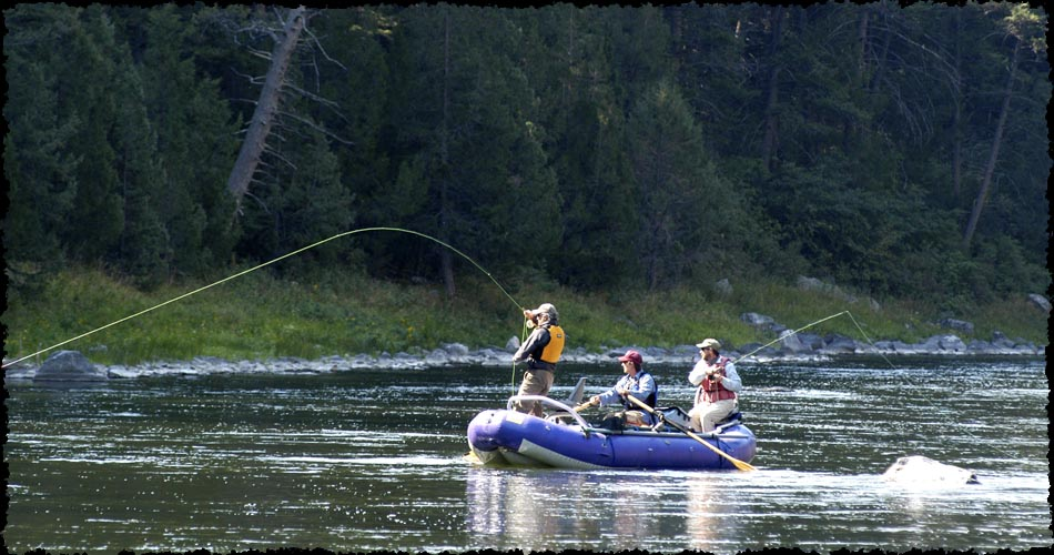 Territory Anglers' Fly Fishing Destinations